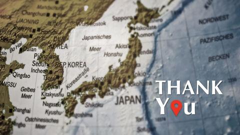 아시아 지도 Mac용 키노트_28