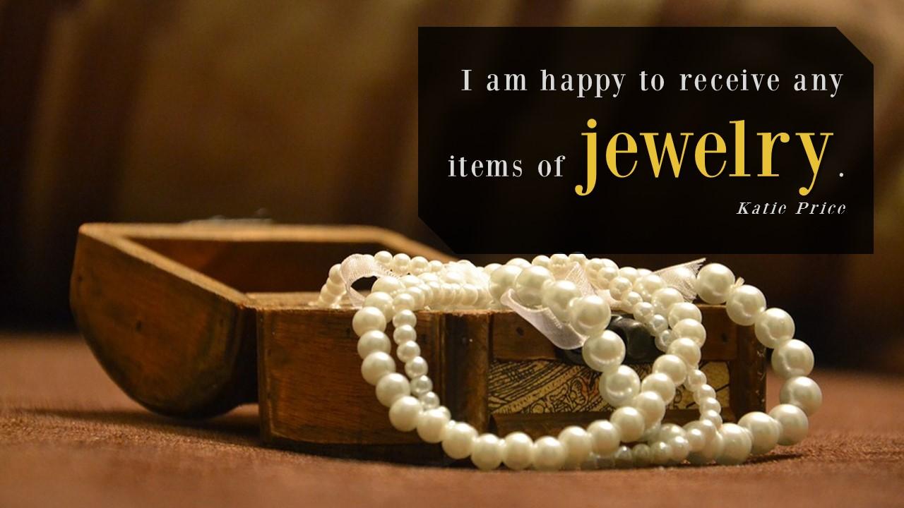 Jewelry Free Ppt