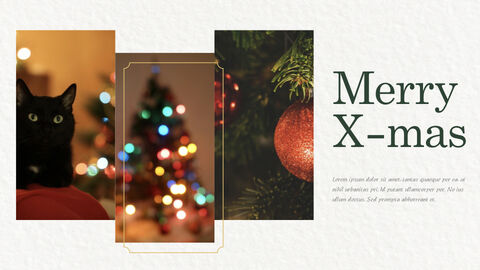 Merry Christmas Multipurpose Presentation Keynote Template_05