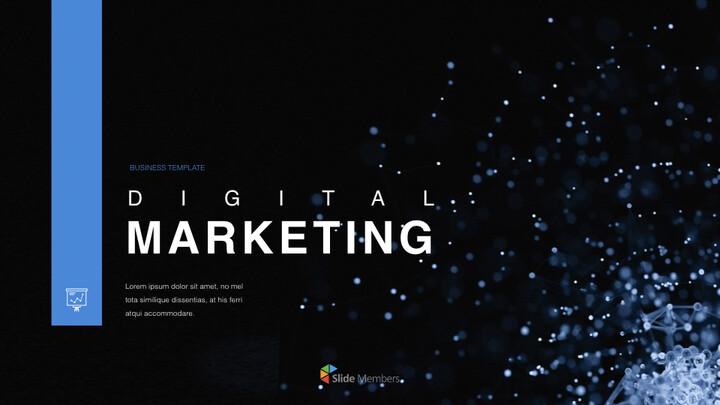 디지털 마케팅 멀티 프레젠테이션 키노트 템플릿_01