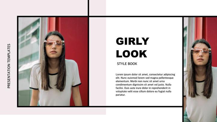 Girls Street Style Keynote Presentation Template_02