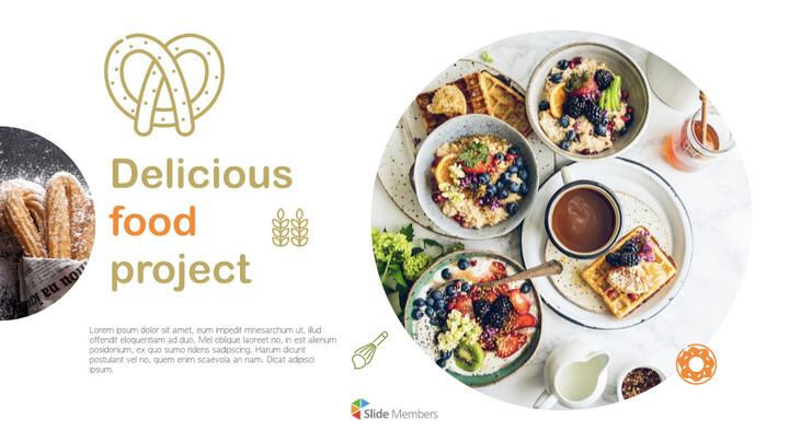 맛있는 음식 프로젝트 키노트_01
