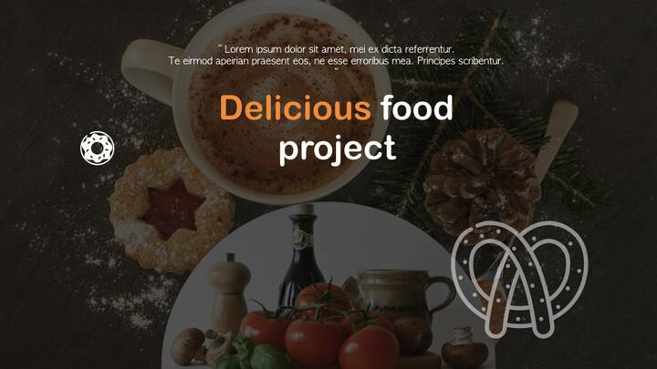 맛있는 음식 프로젝트 키노트_02
