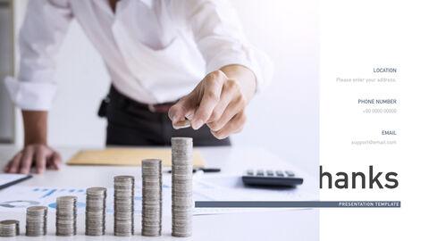 사업 계획 금융 테마 Mac용 키노트_39