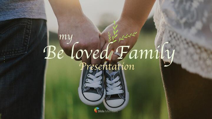 my Beloved Family Multipurpose Presentation Keynote Template_01