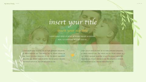 my Beloved Family Multipurpose Presentation Keynote Template_27