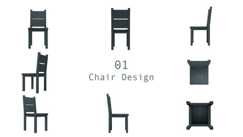 Chair Design theme Keynote Presentation Template_03