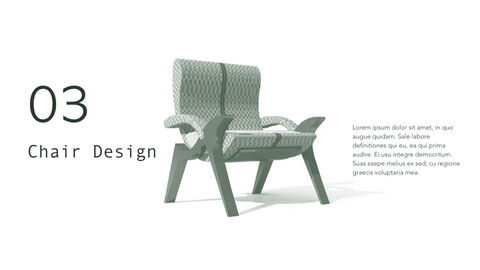 Chair Design theme Keynote Presentation Template_21