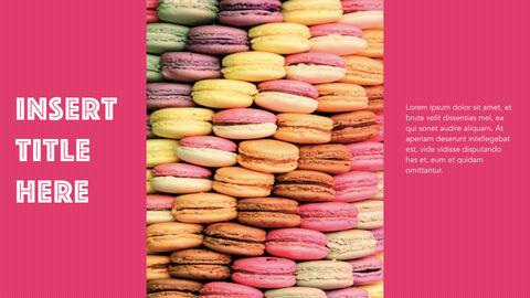 <span class=\'highlight\'>Colorful</span> Dessert Keynote Templates_04