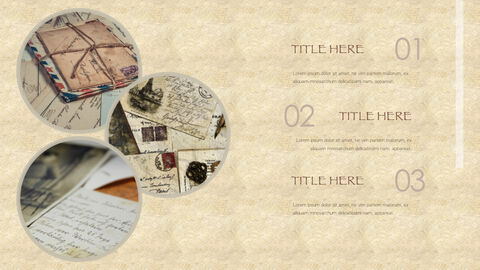 Vintage theme Keynote Presentation Template_03
