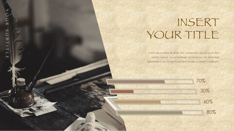 Vintage theme Keynote Presentation Template_05