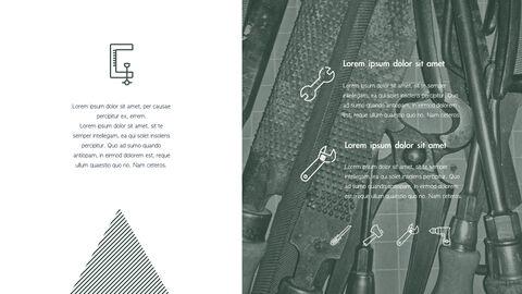 도구 (툴) 테마 키노트 디자인_28