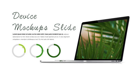 Botanical Simple Keynote Template_37