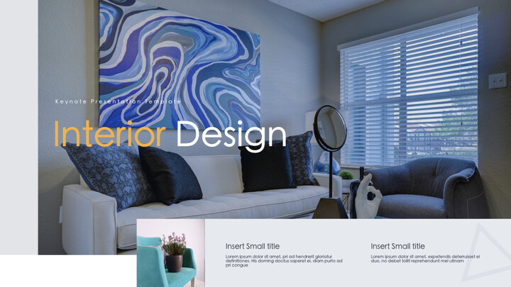Interior Design Multipurpose Presentation Keynote Template_01