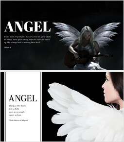 Angel - Theme Slides Free Template_00