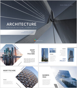 Architecture Business Google Slides Templates_00