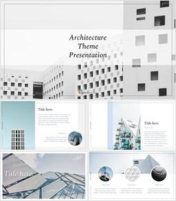 Architecture Google Slides Presentation Templates_00
