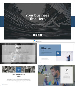 Business(general) Google Slides Presentation Templates_00