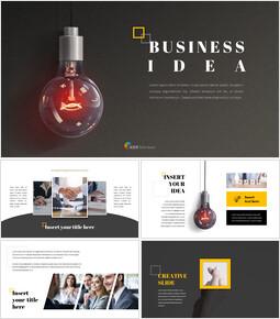 Business Idea Google Slides Templates_00