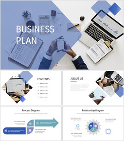 Business plan PPT Templates_00