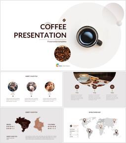 커피 구글슬라이드 템플릿 디자인_00