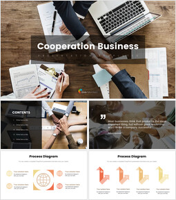 Cooperation Business PowerPoint_00