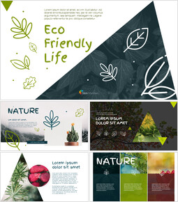 Eco Friendly Life Google Slides Templates_00