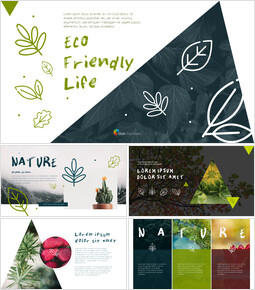 Eco Friendly Life Slide Presentation_00