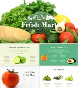 Fresh Mart, Organic, Fresh Food, Farm Store_00