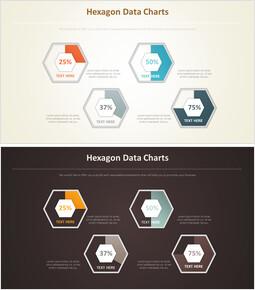 육각형 데이터 차트 다이어그램_00