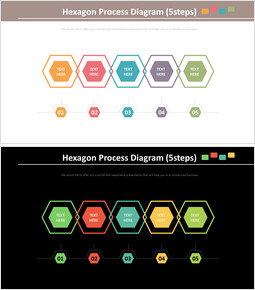 Hexagon Process Diagram (5steps)_00