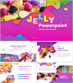 Jelly PowerPoint Templates for Presentation_00