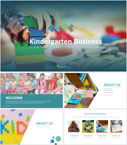 Kindergarten Business PowerPoint_00
