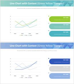 컨텍스트가있는 꺾은 선형 차트 (녹색 노란색 삼각형)_00