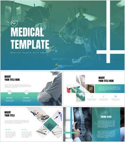 의료 Google 슬라이드 프레젠테이션 템플릿_00