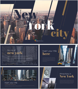 New York City PowerPoint Templates for Presentation_00