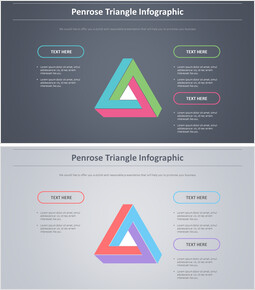 Penrose Triangle Infographic 다이어그램_00