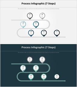 프로세스 인포 그래픽 다이어그램 (7 단계)_00