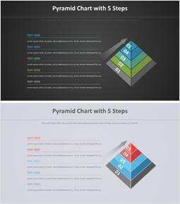 5 단계 피라미드 다이어그램_00