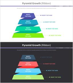 피라미드 성장 다이어그램 (리본)_00