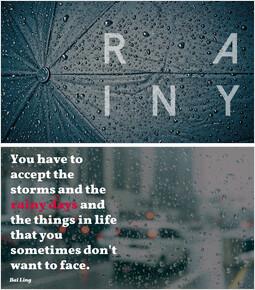 Rainy_6 slides