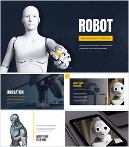로봇 프레젠테이션을 위한 구글슬라이드 템플릿_00