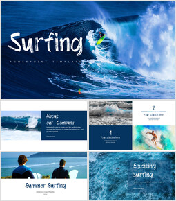Surfing PowerPoint Templates_00