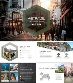 Travel Agency Theme PPT Templates_00
