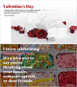 Valentines day_6 slides