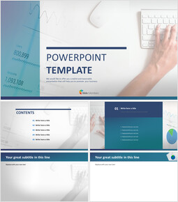 Business Analysis - Free PowerPoint_6 slides