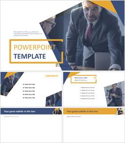 Enterprise - Free Powerpoint Template_6 slides