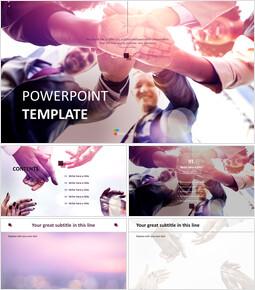 Free Images for Presentations - team Project_6 slides