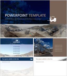 무료 PowerPoint 템플릿 - 개발 영역_00