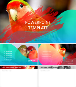Free Slides Free Ppt Templates Red Slide Members